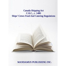 Ships' Crews Food And Catering Regulations