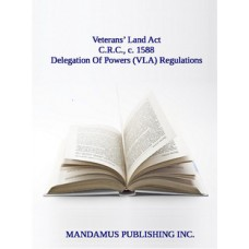 Delegation Of Powers (VLA) Regulations