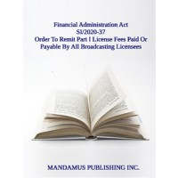 Order To Remit Part I License Fees Paid Or Payable By All Broadcasting Licensees