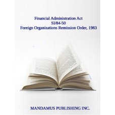 Foreign Organizations Remission Order, 1983