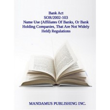 Name Use (Affiliates Of Banks, Or Bank Holding Companies, That Are Not Widely Held) Regulations