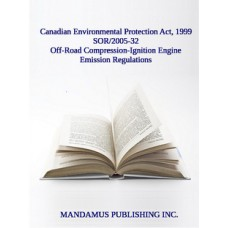 Off-Road Compression-Ignition Engine Emission Regulations