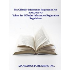 Yukon Sex Offender Information Registration Regulations