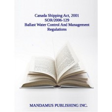 Ballast Water Control And Management Regulations