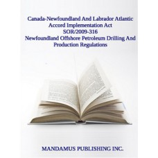 Newfoundland Offshore Petroleum Drilling And Production Regulations