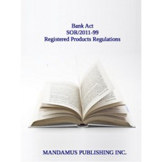 Registered Products Regulations