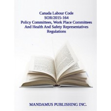 Policy Committees, Work Place Committees And Health And Safety Representatives Regulations