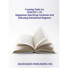 Regulations Specifying Territories And Indicating International Registers