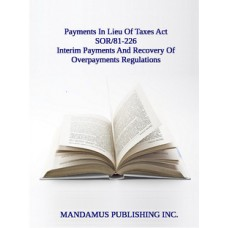 Interim Payments And Recovery Of Overpayments Regulations