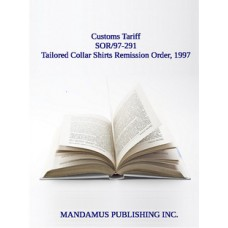Tailored Collar Shirts Remission Order, 1997