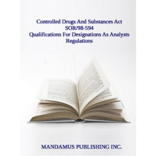 Qualifications For Designations As Analysts Regulations