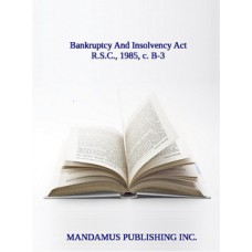 Bankruptcy And Insolvency Act