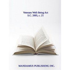 Veterans Well-Being Act