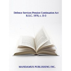 Defence Services Pension Continuation Act