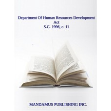 Department Of Human Resources Development Act
