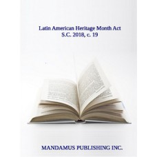 Latin American Heritage Month Act