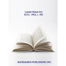 Laurier House Act