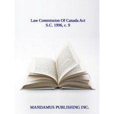 Law Commission Of Canada Act