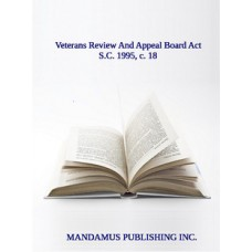Veterans Review And Appeal Board Act