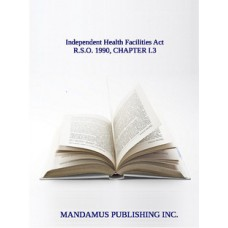 Independent Health Facilities Act