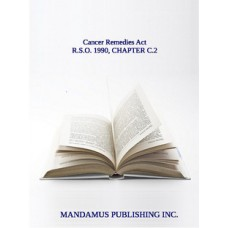 Cancer Remedies Act